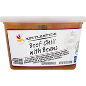 Ahold Beef Chili with Beans, Kettle Style