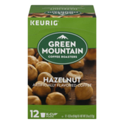 Green Mountain Coffee K-Cup Pods Hazelnut