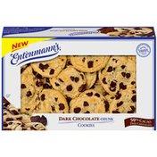 Entenmann's Dark Chocolate Chunk Cookies