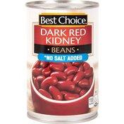 Best Choice Dark Red Kidney Beans