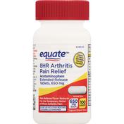 Equate 8Hr Arthritis Pain Relief, 650 mg, Caplets