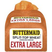 Buttermaid Extra Large Split-Top Wheat Bread