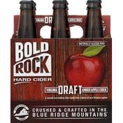 Bold Rock Hard Cider, Draft