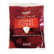 Meijer Coffee Filters