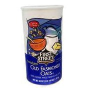 First Street Old Fashioned Oats