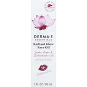 Derma E Face Oil, Radiant Glow