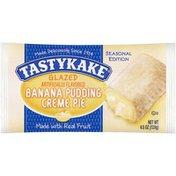 Tastykake Glazed Banana Pudding Creme Pie