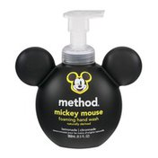 Method Mickey Mouse Foaming Hand Wash Lemonade