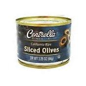 Centrella California Ripe Sliced Olives