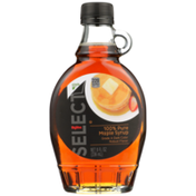 Hy-Vee Maple Syrup, 100% Pure