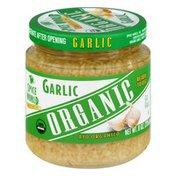 Spice World Garlic Organic