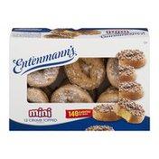 Entenmann's Mini Crumb Topped Donuts - 12 CT