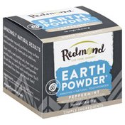 Redmond Real Toothpowder, Peppermint, with Activated Charcoal