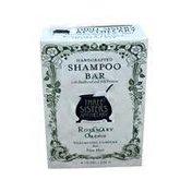 Three Sisters Apothecary Rosemary & Orange Clarifying Shampoo Bar