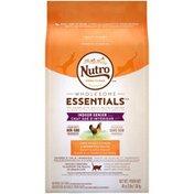 NUTRO Chicken & Brown Rice Recipe Natural Senior Cat Food