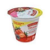 Friendly Farms Strawberry Low Fat Yogurt