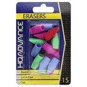 Hq Advance Erasers, Cap