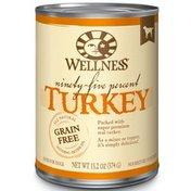 Wellness Food For Dogs, Turkey