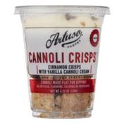 Arturo's Cannoli Crisps Vanilla Cream
