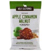 Wild California Crisps, Twice Baked, Apple Cinnamon Walnut