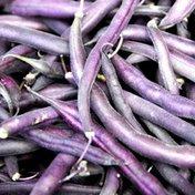 Purple Wax Beans