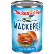 Chicken of the Sea Mackerel
