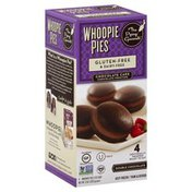 Piping Gourmets Whoopie Pies, Double Chocolate