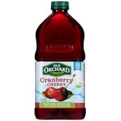 Old Orchard Cranberry Cherry Juice Cocktail