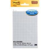 Post-it Notes Grids Super Sticky