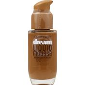 Maybelline Dream Satin Liquid Foundation + Hydrating Serum 120 Caramel