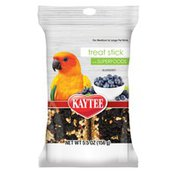 Kaytee Blueberry Treat Stick With Superfoods For Medium To Large Pet Birds