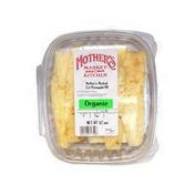 Mother's Grab & Go Organic Pineapple Cubes