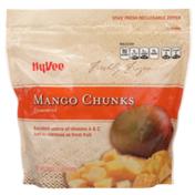 Hy-Vee Freshly Frozen Unsweetened Mango Chunks