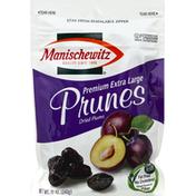Manischewitz Prunes, Premium Extra Large