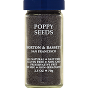 Morton & Bassett Spices Poppy Seeds