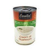 Essential Everyday Cream Of Mushroom Condensed Soup
