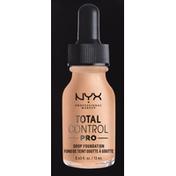 NYX Professional Makeup Drop Foundation, Natural TCPDF07