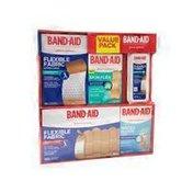 Band-Aid Adhesive Bandages Value Pack