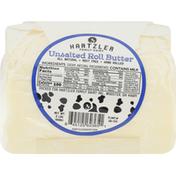 Hartzler Family Dairy Roll Butter, Unsalted
