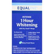 Equaline Whitening Kit, 1 Hour, Minty-Fresh Flavor, Intense