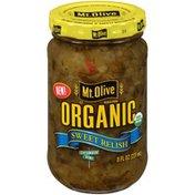 Mt. Olive Organic Sweet Relish