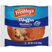 Mrs. Freshley's Blueberry Muffin