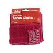 Microfiber Scrub Cloths
