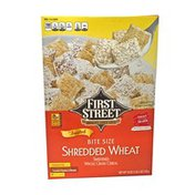 First Street Sweetened Whole Grain Cereal