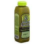 Ardens Garden Vegetable Juice, Cold Pressed, Yoga 1