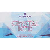 Essence Eyeshadow Palette, Crystal Iced 50