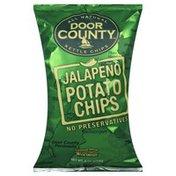Door County Potato Chips, Jalapeno