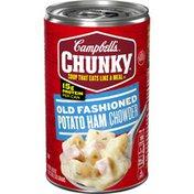 Campbell's® Chunky® Old Fashioned Potato Ham Chowder