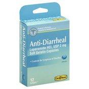Lil Drug Store Anti-Diarrheal, 2 mg, Softgels
