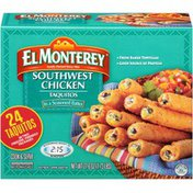 El Monterey Southwest Chicken In a Seasoned Batter Taquitos